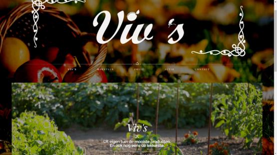 Viv's tuin