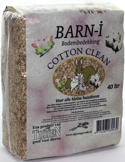 BARN-I Cotton Clean 40 ltr.