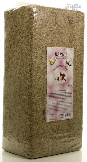 BARN-I Cotton Clean 140 ltr.