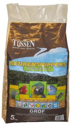 Beukensnippers grof 10 mm. 5 kg