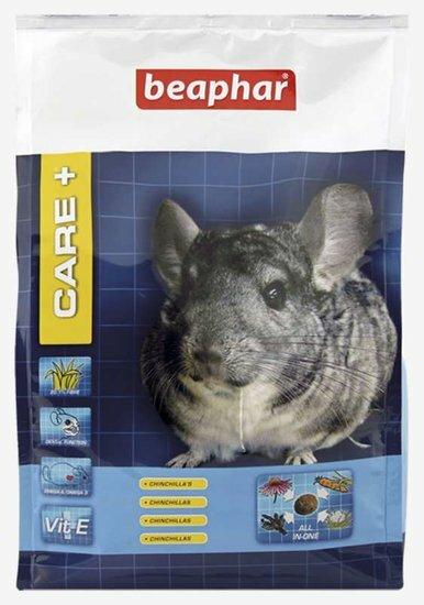 Beaphar Care+ Chinchilla 1,5 kg.