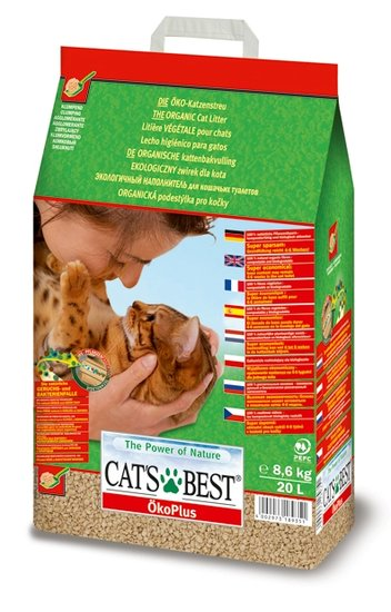 Cats Best Oko Plus 20 ltr.