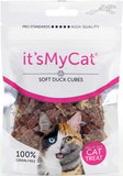 It's My Cat Duck Soft Cubes 50 gram