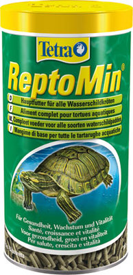 Tetra Reptomin Schildpad Sticks, 250 ml.