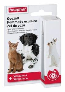 Beaphar Oogzalf Hond/Kat/knaagdier 5 ml.