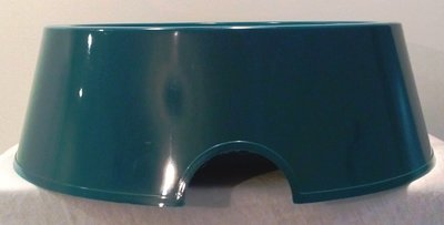 Savic Voerbak Kunststof Ocean Green ca. 24 cm