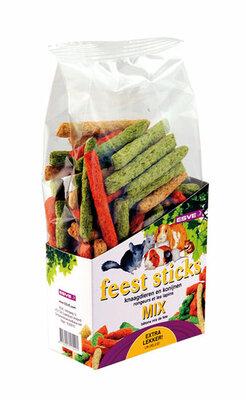 Esve Feeststicks Mix Knaagdier 150 gram