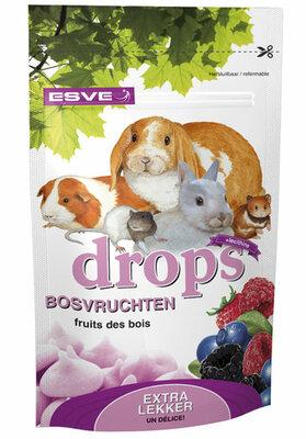 Esve Knaagdier Drops Bosvruchten 75 gram