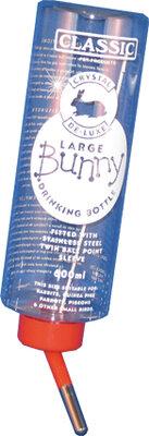 Drinkfles Bunny Bottel, 600 cc.