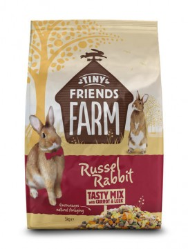 Supreme Russel Rabbit Tasty Mix 850 gram