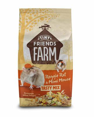 Supreme Reggie Rat & Mimi Mouse 850 gram