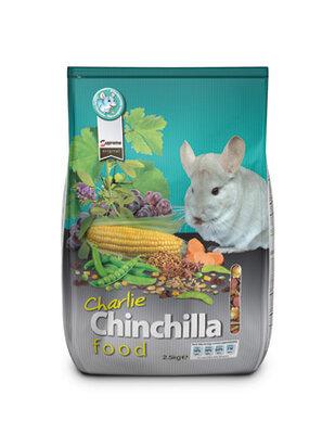 Supreme Charlie Chinchilla Tasty Mix 2,5 kg.