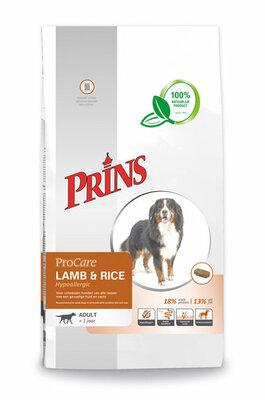 Prins Lam en Rijst 3 kg.