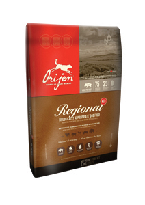 Orijen Regional Red Dog 11,4 kg.