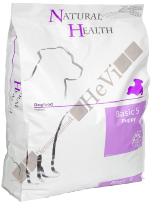 Natural Health Puppy Basic Five 7,50 kg
