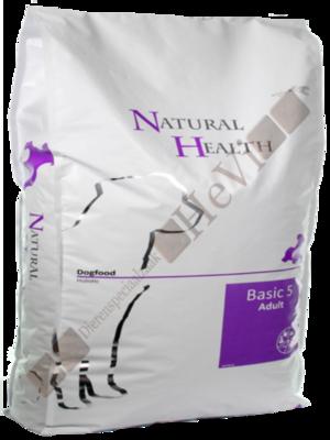Natural Health Adult Basic Five 12,5 kg