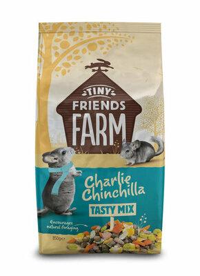 Supreme Charlie Chinchilla Tasty Mix 850 gram