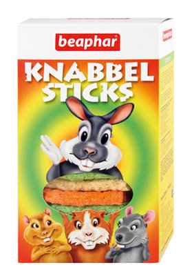 Beaphar Knabbelsticks 150 gram