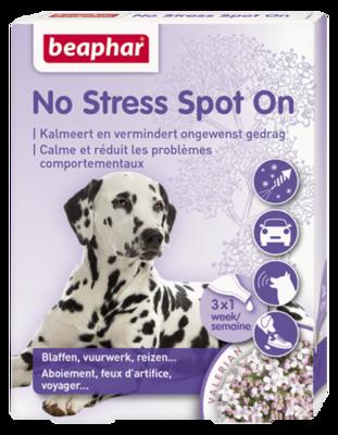 Beaphar No Stress Spot on Hond 3 Pipet