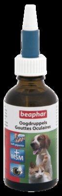 Beaphar Oogdruppels Hond/Kat 50 ml.