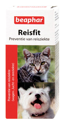 Beaphar Reisfit Hond/Kat 10 tablet
