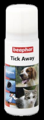 Beaphar Tick Away Hond/Kat 50 ml.