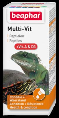 Beaphar Multi-Vit Reptielen 20 ml.