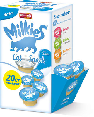 Milkies Active 20 stuks