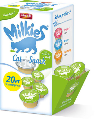 Milkies Balance 20 stuks