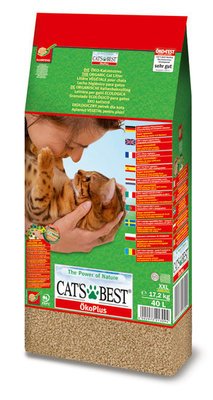 Cats Best Oko Plus 40 ltr.