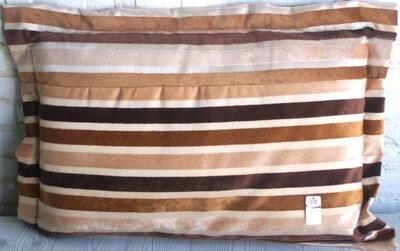 Kussen Rocky Brown 95x85 cm