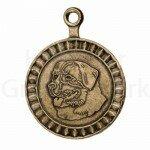 Bronzen Rashondenpenning Berner Sennenhond