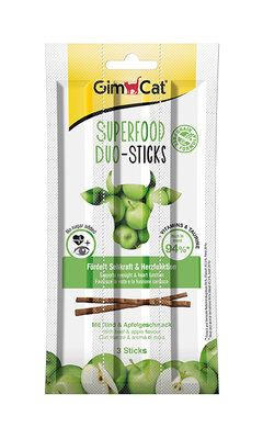 GimCat SF Sticks Rund & Appel, per 3