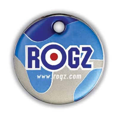 Rogz Passport Large Camouflage Rogz Blue