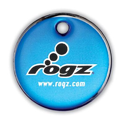 Rogz Passport Large Rogz Blue