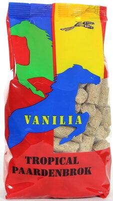 Vanilia Tropical Paardensnack 1 kg