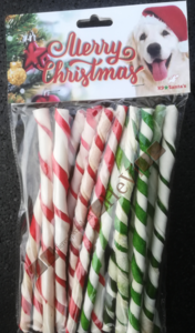 Kerst Twisted per 14 stuks