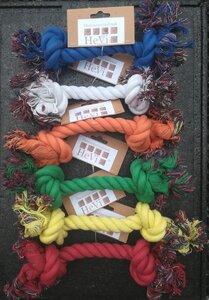 Floss Touw Gekleurd ca.25 cm, Diverse Kleuren